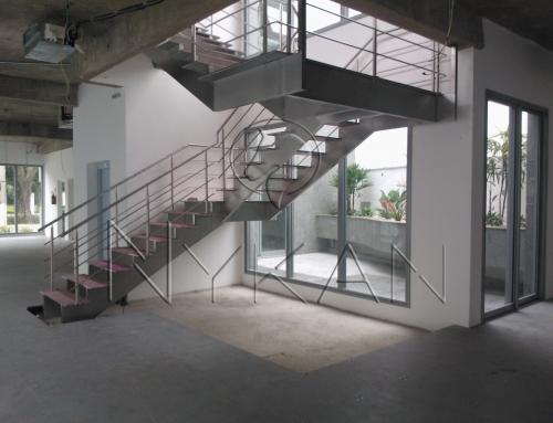 Escada TV Globo
