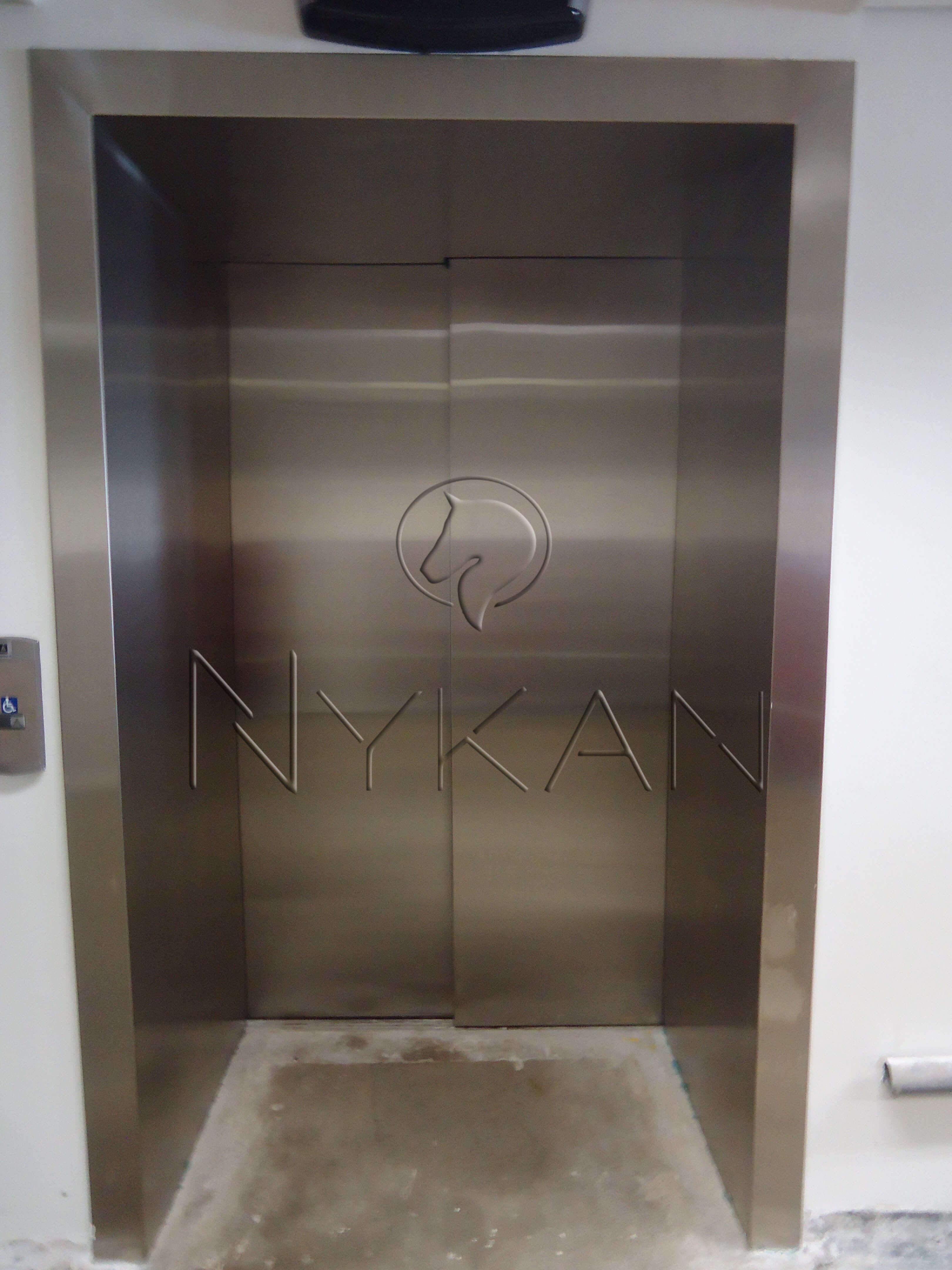 batente elevador de inox